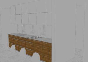 Köögimööbel 3D