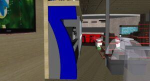 Tankla 3D mööbliprojekt