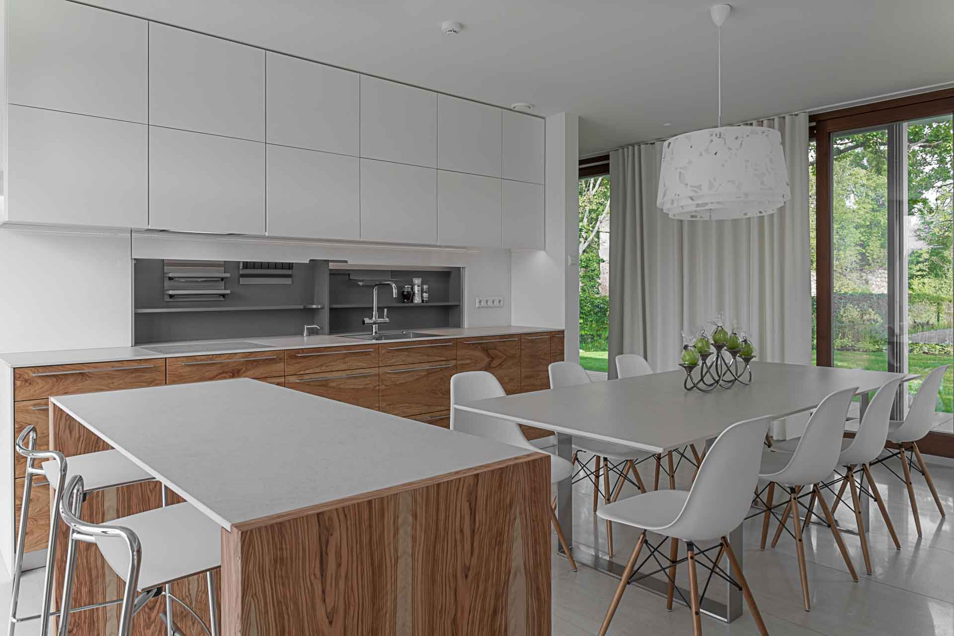 Produzione di mobili da cucina