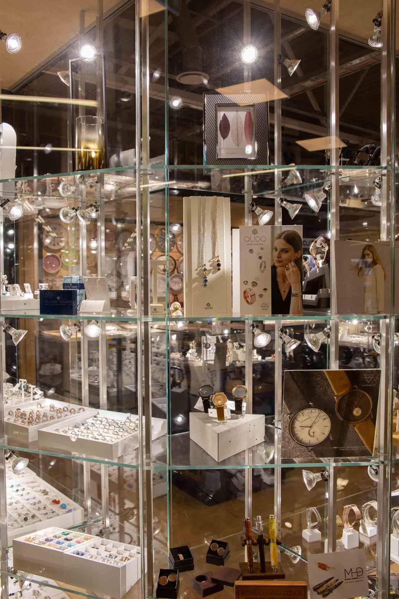 Furniture jewelry store