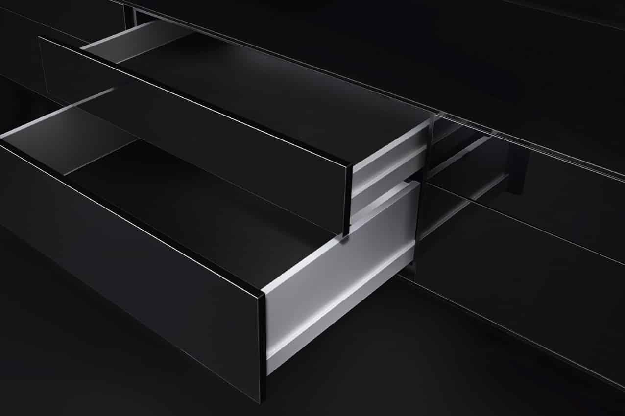 Kitchen drawer grass novapro scala 2