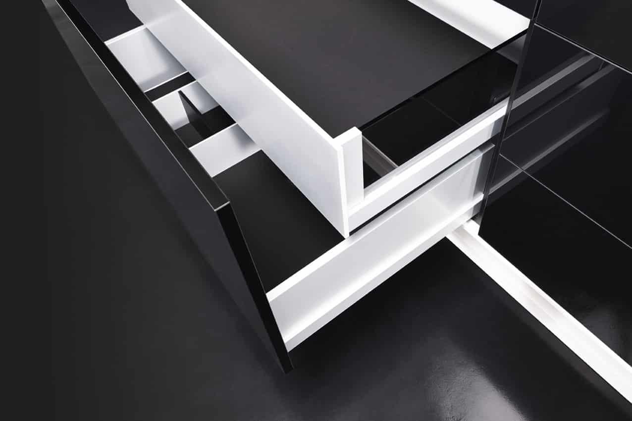 Kitchen drawer grass novapro scala 5