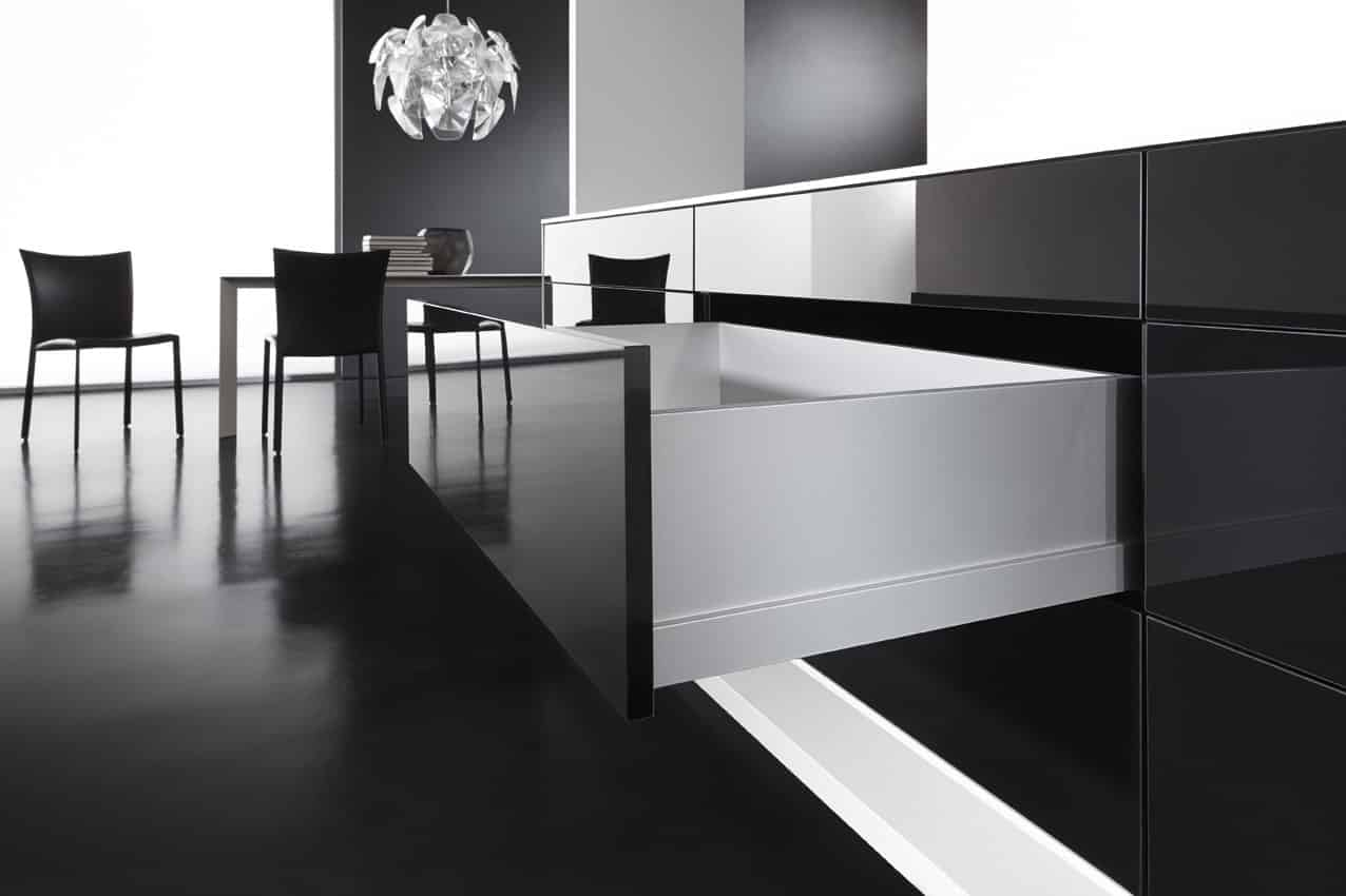Kitchen drawer grass novapro scala 6