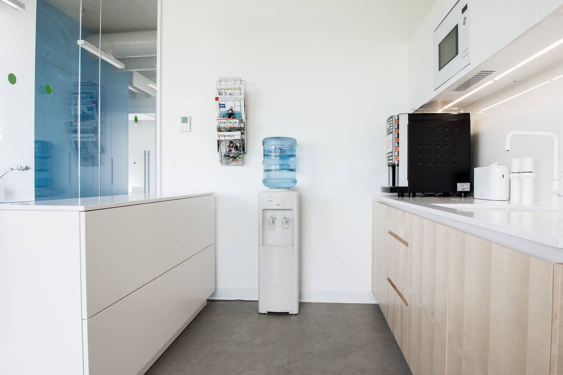 Kitchen for the office